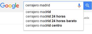 El timo online de los cerrajeros urgentes 24 horas en Madrid y Barcelona