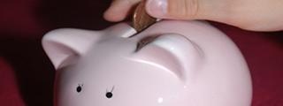 Cuentas corrientes y de ahorro para niños entre 0 y 3 años