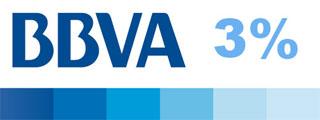 BBVA lanza el Depósito Azul 15+ hasta el 3%