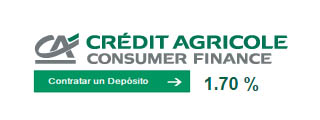 Crédit Agricole sube rentabilidad de sus depósitos