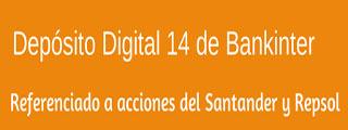 Depósito Garantizado Digital 14 de Bankinter