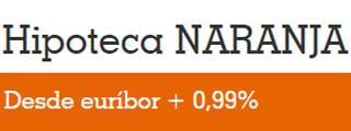 ING Direct mejora sus hipotecas hasta Euribor+0,99%