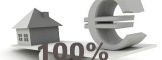 Cinco hipotecas que ofrecen el 100%