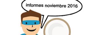 Novedades en productos financieros Noviembre 2016
