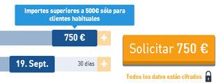 Kredito24, minicréditos de mayor cantidad