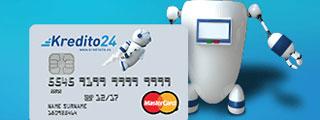 Recibe una tarjeta Mastercard prepago gratis al pedir tu préstamo en Kredito24