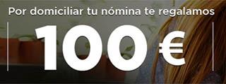 100 € por domiciliar la nómina en Openbank