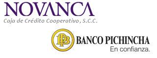 Préstamo personal de Novanca vs Préstamo Personal del Banco Pichincha