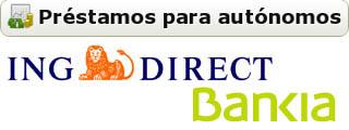 Préstamo Negocios (Autónomos) de ING vs Crédito Inmediato Autónomos de Bankia