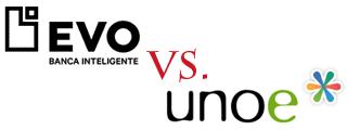 Préstamo Inteligente EVO vs Crédito al consumo Unoe