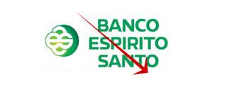 El BES se divide, accionistas lo pierden todo