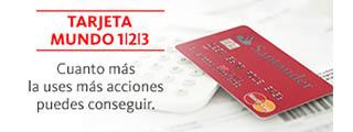 Cambios en la Cuenta 123: tarjeta de crédito y coste de 6 €
