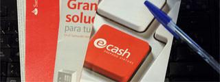 Tarjeta eCash de Banco Santander: compra seguro en Internet