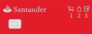 Nueva tarjeta Santander 1-2-3 : la tarjeta que devuelve dinero