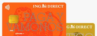 Tarjetas ING permiten sacar dinero en ServiRed sin coste
