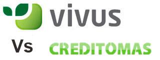 Vivus vs Creditomas
